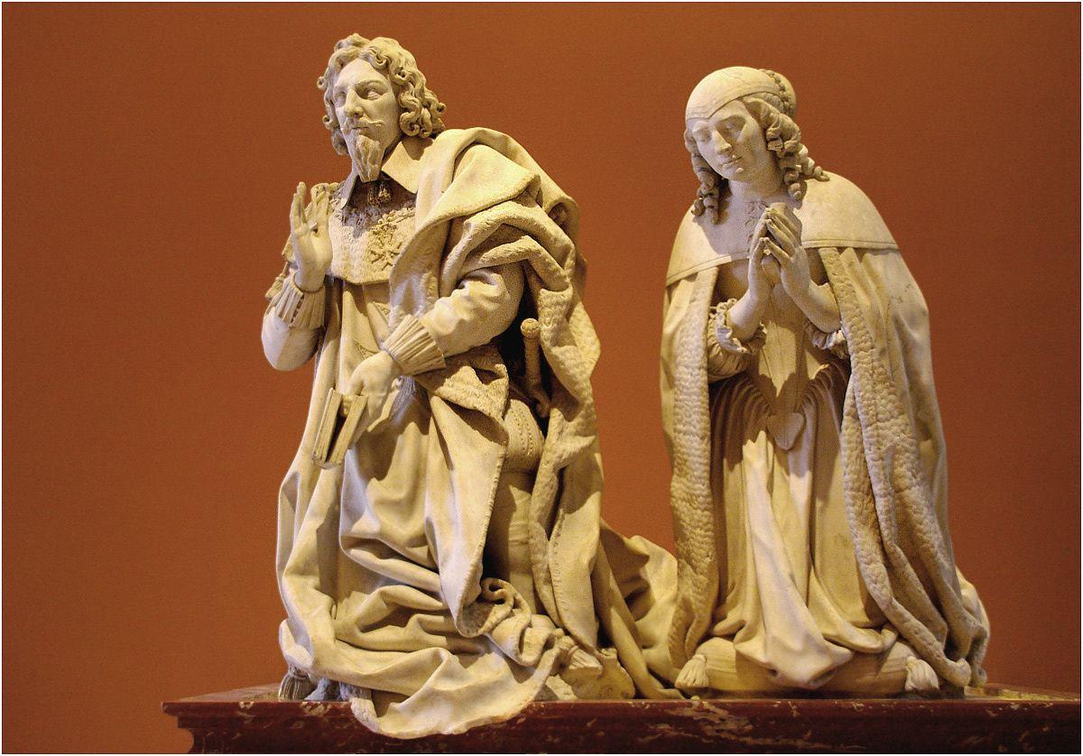 Voici en photos une visite du Louvre en décembre 2010.