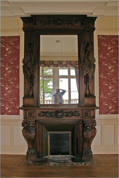 La villa la plus photographiée de Dinard. Située à la pointe de la Malouine elle est ouverte au public le temps d'une exposition photo.