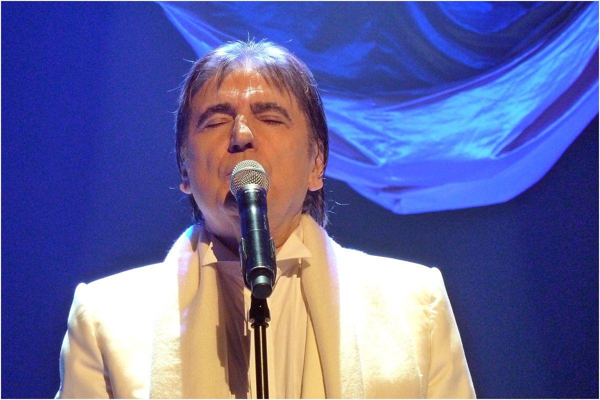 concert de Serge Lama le 25 mai 2013 au Liberté à Rennes