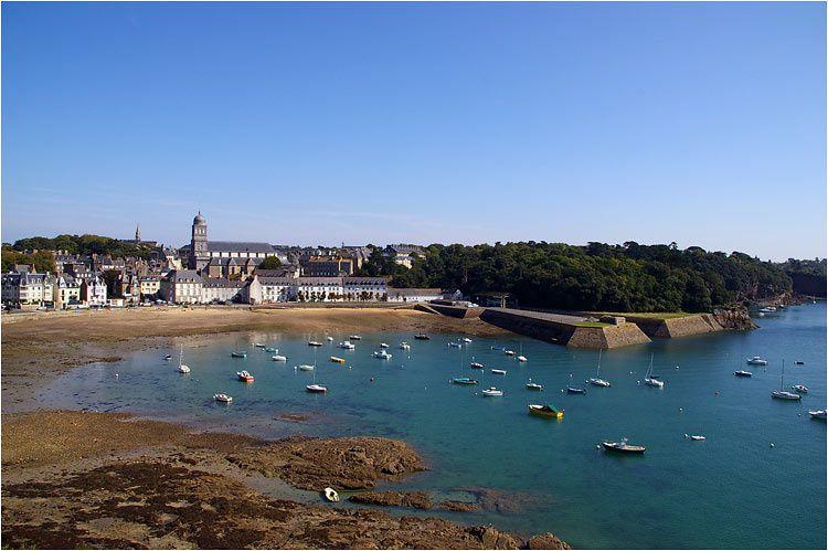 A l'occasion des journées du patrimoine, visite complète de la tour Solidor à Saint Malo.