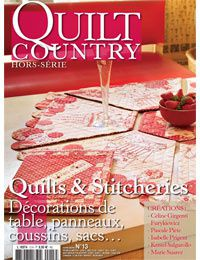 8574013 quilts stitcheries country editions saxe