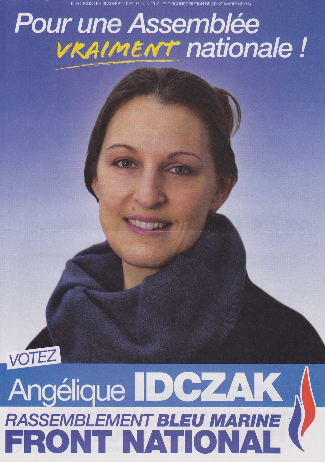 18 2012 Legislative 7eme Circon IDCZAK FN