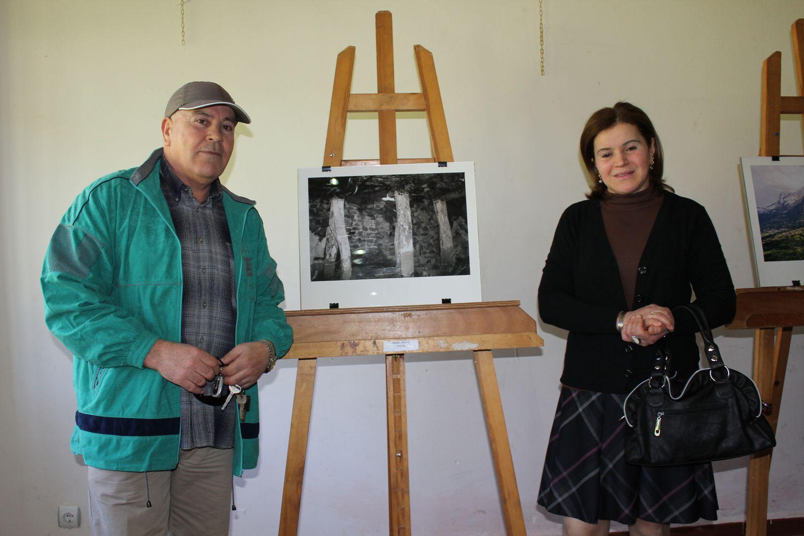 salle d'exposition Zemirli Mohamed à la maison de la culture Mouloud Mammeri de Tizi-Ouzou le 29 février et le 1 er mars 2012, par Studio 21école.