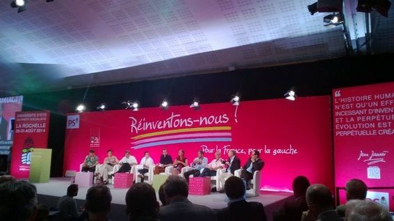 table ronde mouvement social