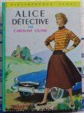 Alice Détective par Caroline Quine