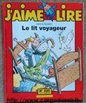 J'aime Lire Octobre n° 225 Le Lit voyageur par XXX