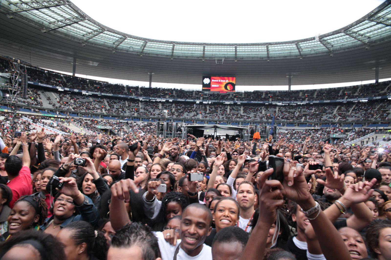 kassav concert g ant au stade de france le blog fxgpariscaraibe. Black Bedroom Furniture Sets. Home Design Ideas