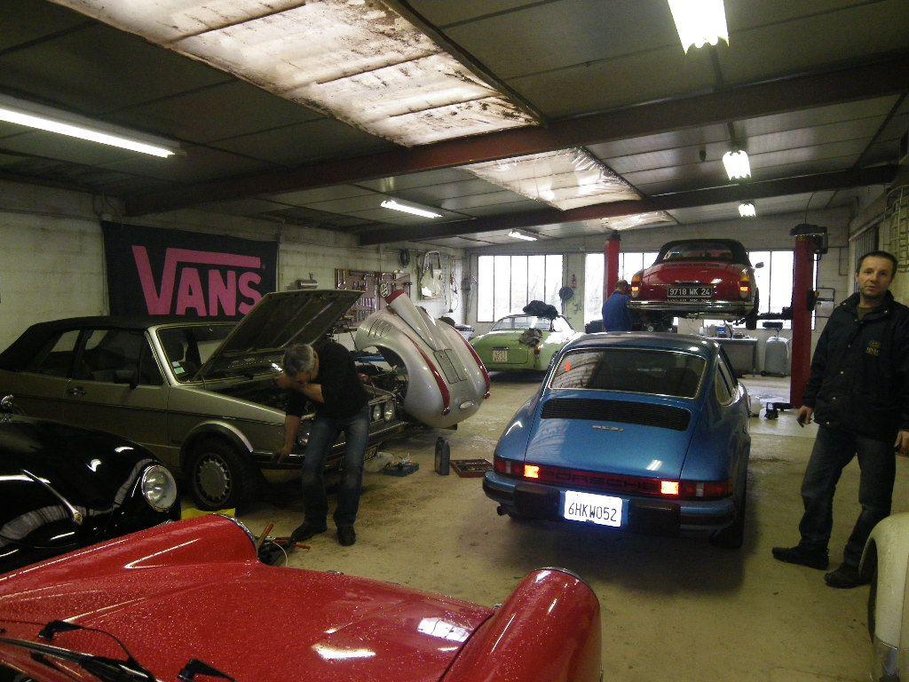 Garage sc nes for Garage volkswagen munster