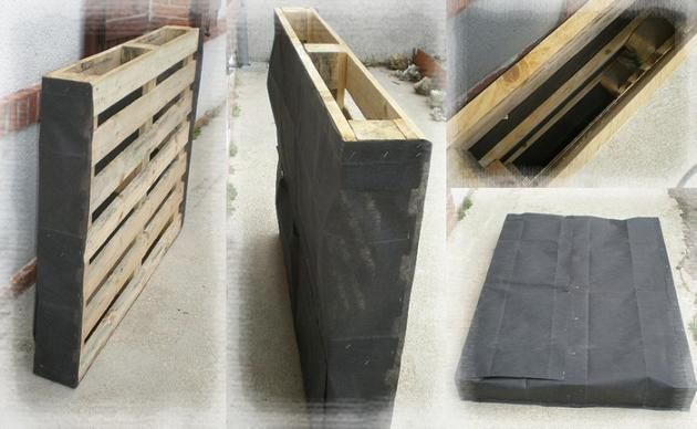 realiser un mur vegetale avec des palettes en bois ab85 montrealeast. Black Bedroom Furniture Sets. Home Design Ideas