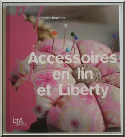 Accessoires en lin et liberty (1)
