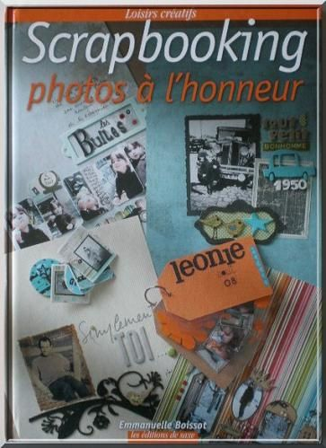 Scrapbooking Photos à l'honneur (1)