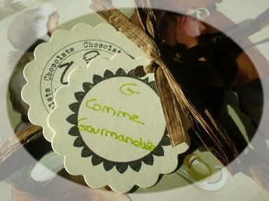 G comme Gourmandise (1)