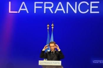 sarkozy toulouse meeting