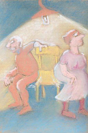 État de chaises - Yves Barré