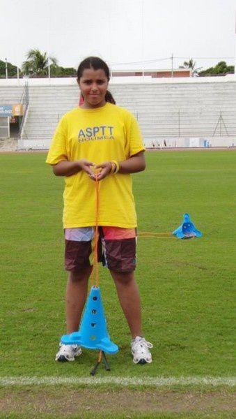 stage d athletisme 2011