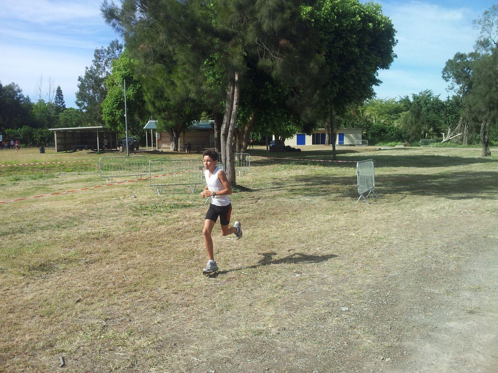 Relais de Paita 2011 5X5km