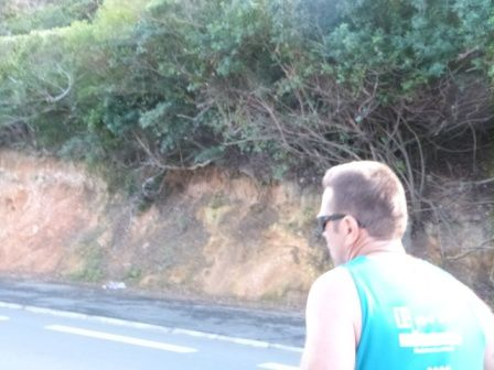 Marathon et semi-marathon de Noumea 2012