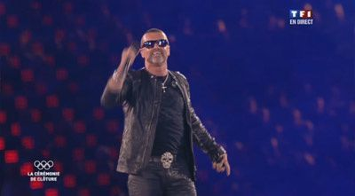 george michael JO london 2012 13