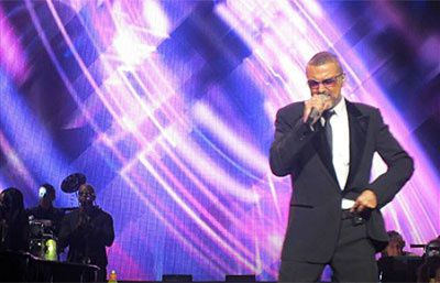 george michael brussels 2012