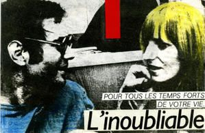 Collage de Bruno Baudrillart - Inoubliable - R.A.F.