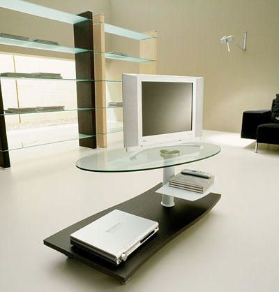 meuble plasma lcd design tout le design. Black Bedroom Furniture Sets. Home Design Ideas