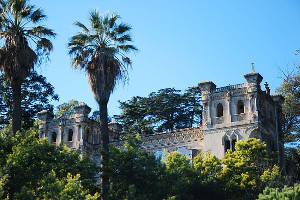 chateau a vendre a cannes