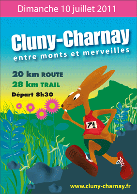 affiche charnay 2011