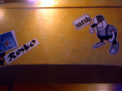 Mesclichés de street art pris à Cherbourg,Lille,Tarnos,Porto,Lisbonne...