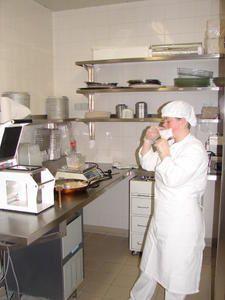 Atelier cuisine collective le cap assistant technique en for Recherche emploi cuisine collective