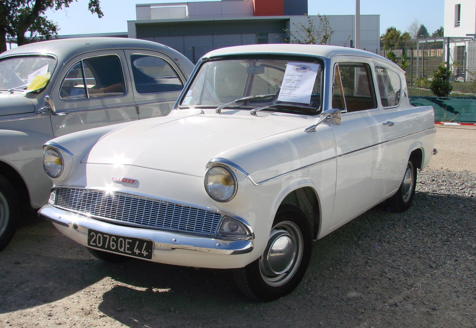 ford anglia pictures posters news and videos on your. Black Bedroom Furniture Sets. Home Design Ideas