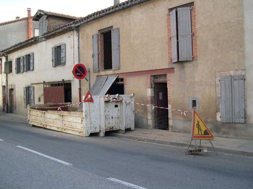 Vacuation des gravats lafenassolle - Evacuation des gravats ...