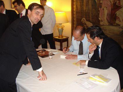 JF Pezaire & Jacques Chirac Questure AN 02022010 A blog