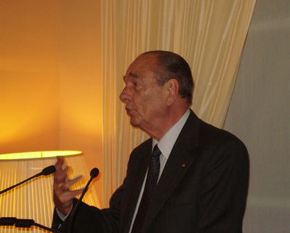 Voeux Amis Jacques Chirac AN 25012011 blog G recad