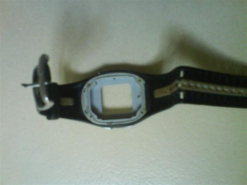 how to change polar watch battery