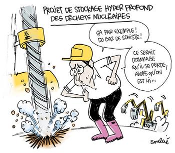 SOULCIE - Forage Stockage
