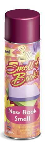 Smell of books