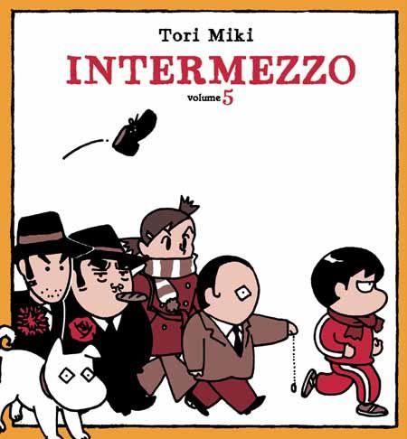 Intermezzo 5 - Couverture