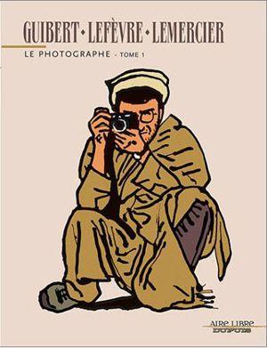 Le Photographe T1 - Couverture