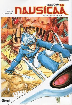 Nausicaa T1 - Couverture