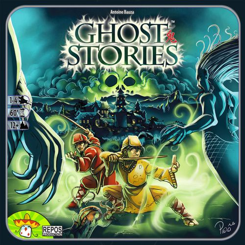 Ghost stories - Boîte
