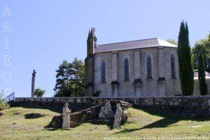 Oust - Notre-Dame du Pouech