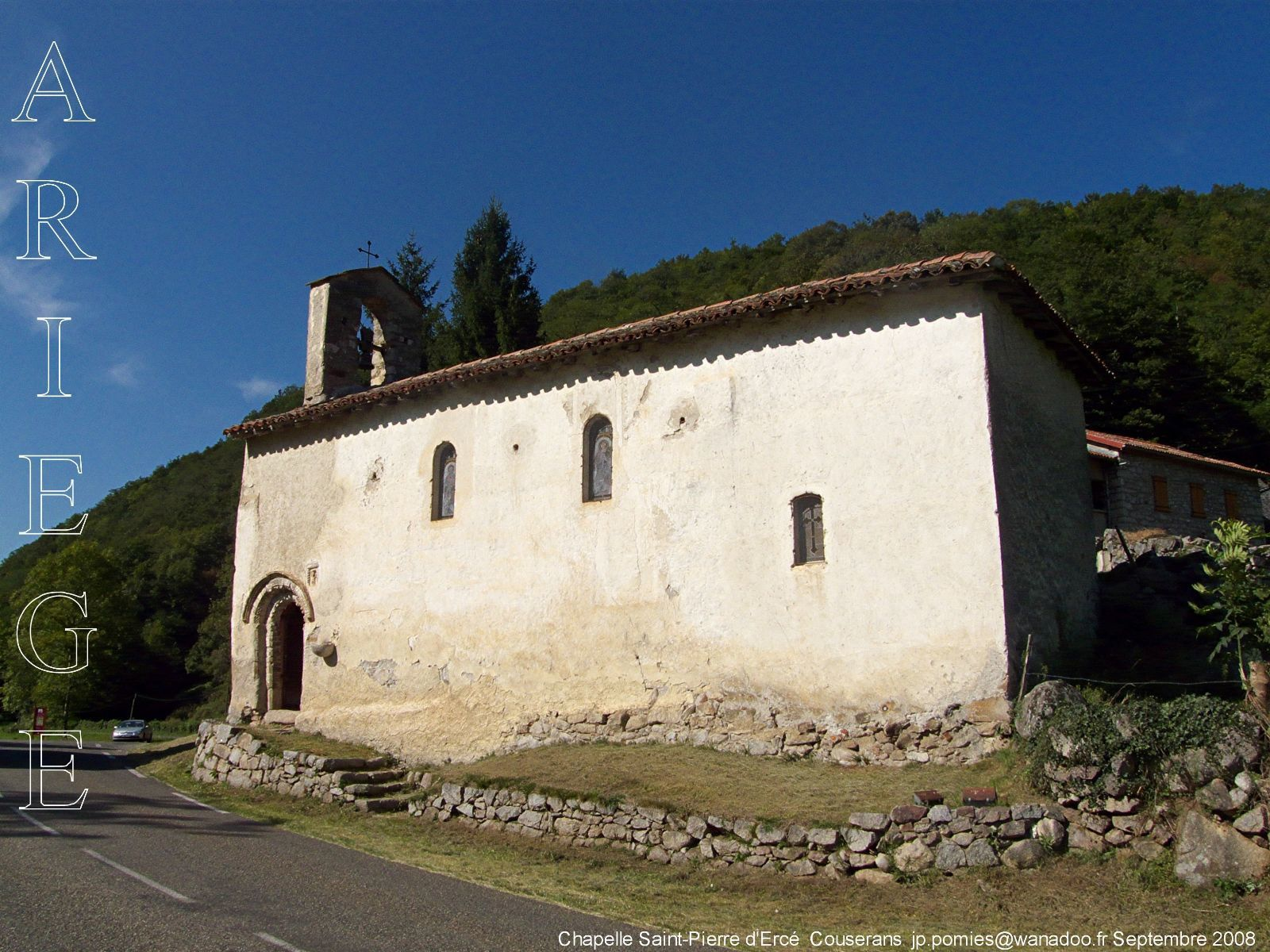 Chapelle Saint-Pierre - Ercé