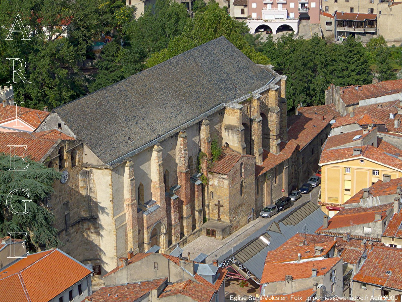 Eglise Saint-Volusien de Foix
