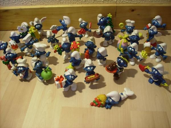 Les Schtroumpfs - Smurfs - Peyo Occasions-speciales