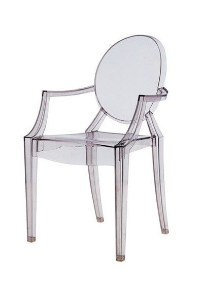 La chaise louis ghost hda