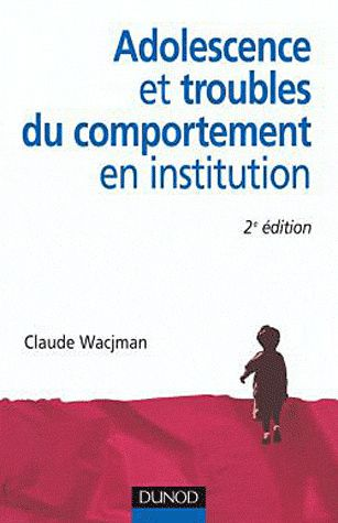 Adolescence et trouble du comportement e