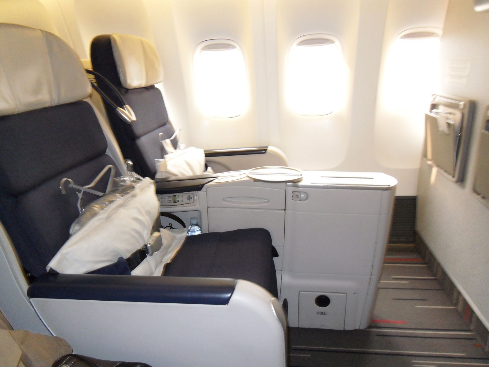 Les prestations BUSSINESS - AFFAIRES d ' AIR FRANCE