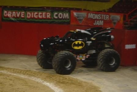 VINTAGE - MONSTER TRUCK BERCY