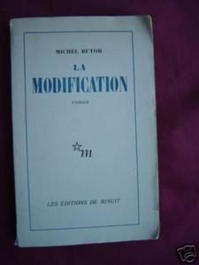 michel butor la modification texte