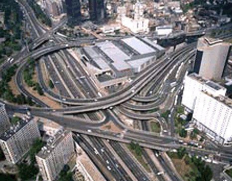 Le trou noir urbain de l changeur de la porte de - Gare routiere paris gallieni porte bagnolet ...